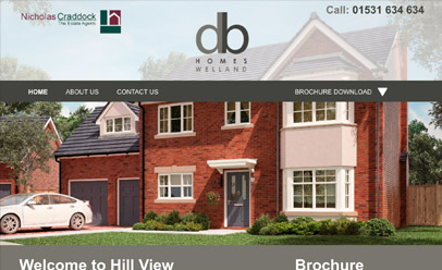 DB Homes Welland