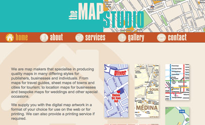 The Map Studio